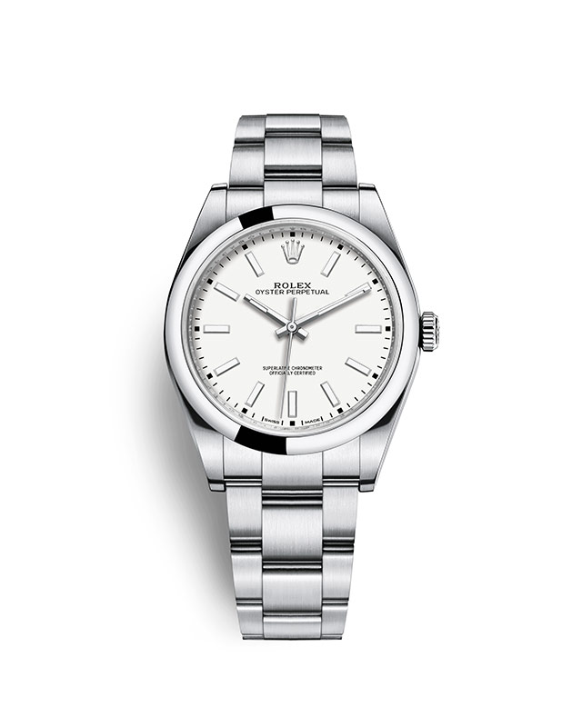 Oyster Perpetual M114300-0004